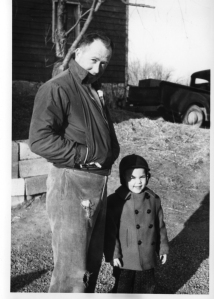 Stanley and Larry MacQueen (3rd generation) approximately 1958.